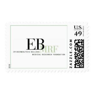EBMRF logo postage
