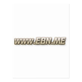 EBN.ME, Customize Anything Online Postcard