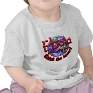 Ebola 3rd World Tour Tee Shirt