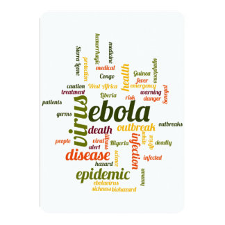 Ebola Card