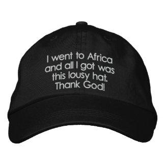 Ebola Hat