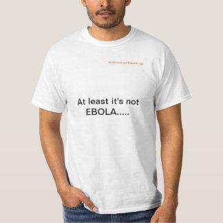Ebola Tee Shirt