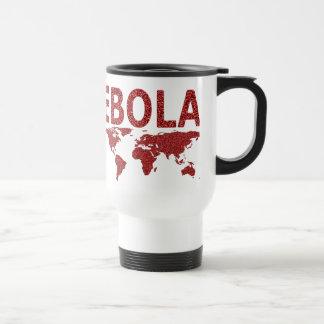 Ebola Virus Travel Mug