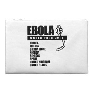 EBOLA WORLD TOUR 2014 TRAVEL ACCESSORY BAG