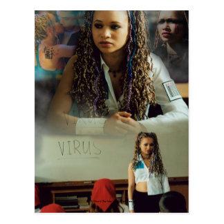 Ebony before the virus post cards