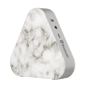 Ebony Ivory Marble Black White Marble Stone Speaker