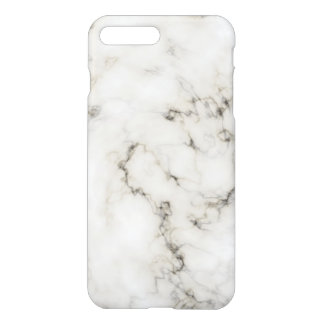 Ebony Ivory marble stone finish iPhone 8 Plus/7 Plus Case