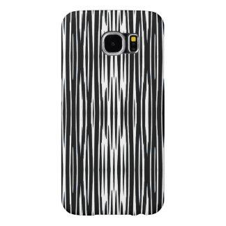 EBONY & IVORY (Zebra stripes) ~ Samsung Galaxy S6 Case