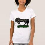 Ebony Stallion T-shirts