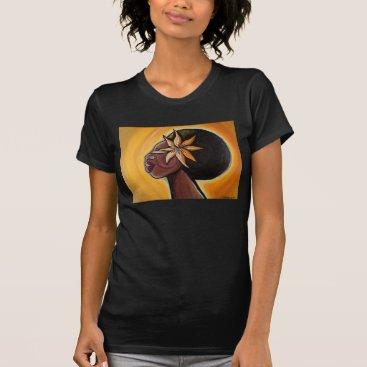 McTiffany Tiffany Aqua Ebony T-Shirt