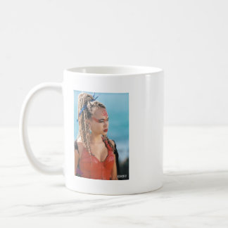 Ebony The Tribe Coffee Mug