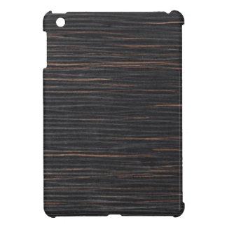 ebony wood grain case for the iPad mini