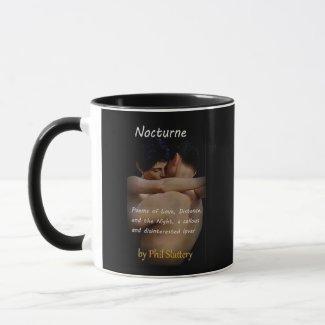 Ebook Cover for Nocturne: Poems of... Mug
