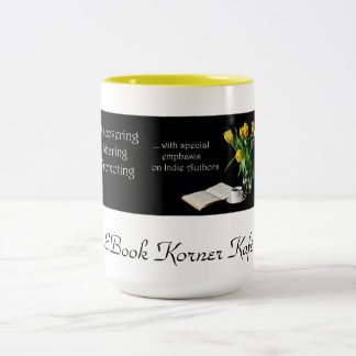 EBook Korner Kafé Mug