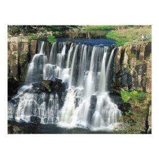 Ebor Falls, Australia Photo Art