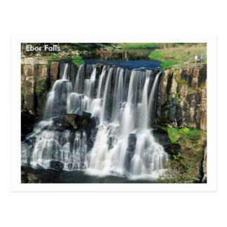 Ebor Falls Postcard