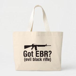 ¿EBR conseguido AR15 básico Bolsa Lienzo