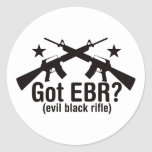 ¿EBR conseguido? AR15 Etiqueta Redonda