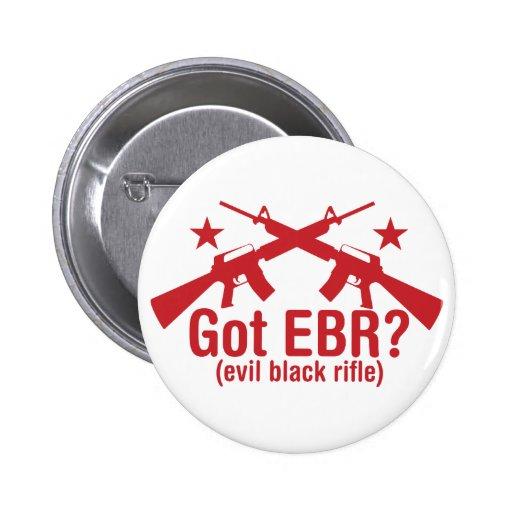 ¿EBR conseguido? AR15 Pin