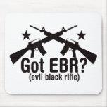 ¿EBR conseguido? AR15 Tapete De Raton