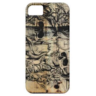 EB's Skull Case #1 Iphone