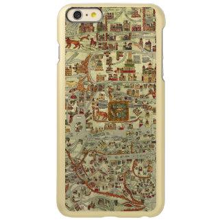 Ebstorf Map Incipio Feather Shine iPhone 6 Plus Case