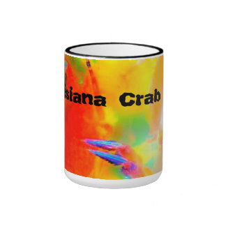 Ebullición del cangrejo de Luisiana Tazas