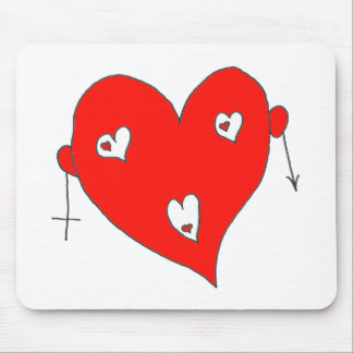 EBULLIENT HEART H F.png Mouse Pad