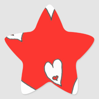 EBULLIENT HEART H F.png Star Sticker