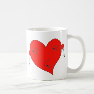 EBULLIENT HEART HOMMES.png Coffee Mug
