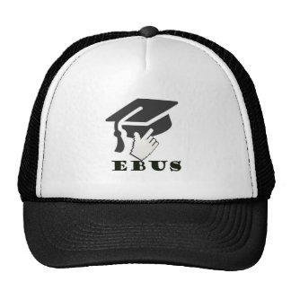 EBUS 'Hat and Hand' Trucker Hat