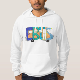 EBUS 'On the Go' Mens Hoodie