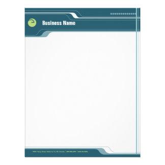 eBusiness Letterhead