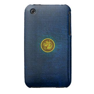 EC Blue Concrete Creations iPhone 3 Cases