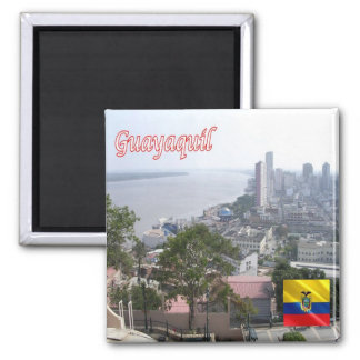 EC - Ecuador - Guayaquil Magnet
