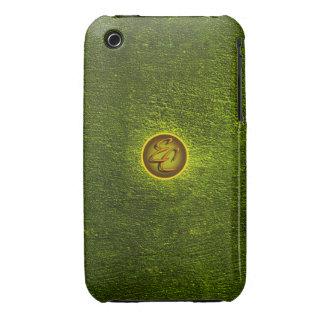 EC Green Concrete Creations Case-Mate iPhone 3 Case