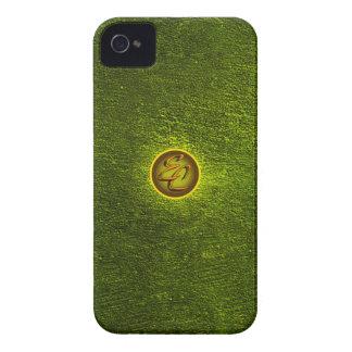 EC Green Concrete Creations iPhone 4 Case-Mate Case