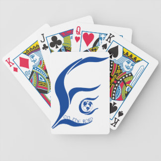 EC on the Road Playing Cards