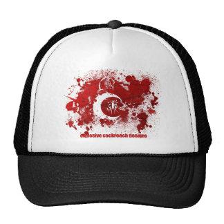 EC Splatter Logo Hat