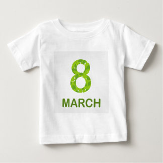 Ecard for march 8- international womens day t shirt
