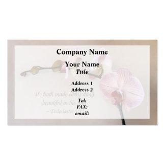 Ecc 3 11 He Hath Made Everything Beautiful II Business Card Template