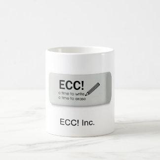 ECC_mug, ECC! Inc. Coffee Mug
