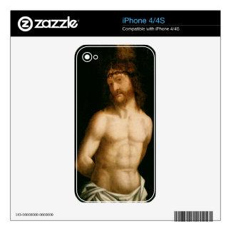 Ecce Homo, 1474 (panel) iPhone 4 Skins