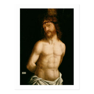 Ecce Homo, 1474 (panel) Postcard