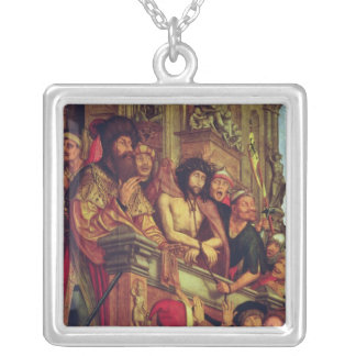 Ecce Homo, 1515 Silver Plated Necklace