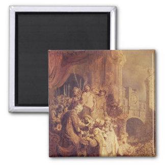 Ecce Homo, 1634 Magnet