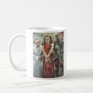Ecce Homo 2 by Lovis Corinth Coffee Mug