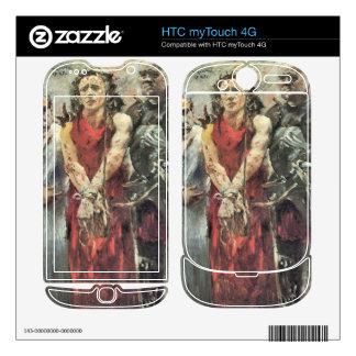 Ecce Homo 2 by Lovis Corinth HTC myTouch 4G Skin
