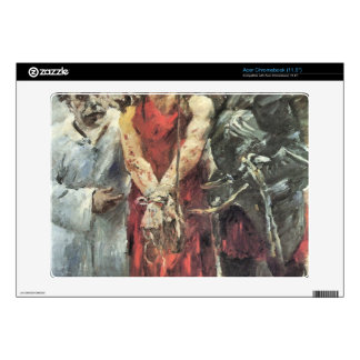 Ecce Homo 2 by Lovis Corinth Decal For Acer Chromebook