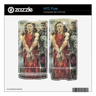 Ecce Homo 2 by Lovis Corinth Skins For HTC Pure